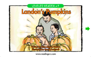 Landon's Pumpkins - LAZ Reader [Level P-second grade]