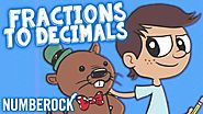 Fractions to decimals song