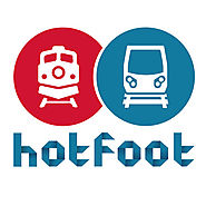 Hotfoot - Trains, Metro & Cabs