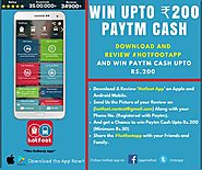 Win Free paytm Cash with #hotfootapp... - Hotfoot App - Indian Railway Trains, Metro & Cabs | Facebook