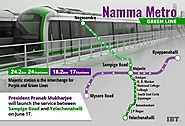 Things to know about #Namma #metro or... - Hotfoot App - Indian Railway Trains, Metro & Cabs | Facebook