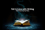 Fall in Love with Writing: Watch these Inspiring Videos | WTD