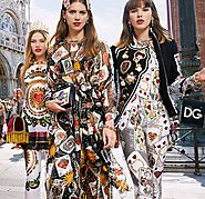 Dolce & Gabbana Fashion Brand