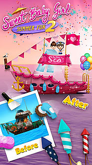 Download Sweet Baby Girl Summer Fun 2 – Holiday Resort Spa 1.0.141 APK – PLayapk – Download Google,Facebook Apps from...