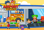 Download My Pretend Airport – Kids Travel Town FREE 1.2 APK – PLayapk – Download Google,Facebook Apps from mirror