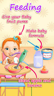 Download Sweet Baby Girl Newborn Baby 1.3.40 APK – PLayapk – Download Google,Facebook Apps from mirror