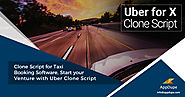 On-demand Uber Clone  | Start you Own Business