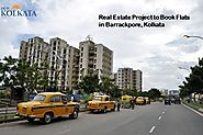 Real Estate Project to Book Flats in Barrackpore, Kolkata