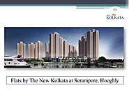 Flats by New Kolkata at Serampore, Hooghly
