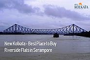 Best Place to Buy Riverside Flats in Serampore - New Kolkata