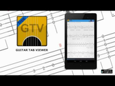 Guitar Tab Viewer - Android Apps on Google Play