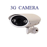 New 3g Camera with Dual System- 3g GSM Mobile Sim Card and Wifi through Internet