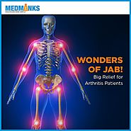 Wonders of Jab! Big Relief for Arthritis Patients