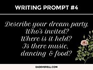 #writingprompt hashtag on Twitter