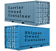 What is the difference between a shipper owned container and carrier owned container ?? - Shipping and Freight Resource