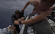 Man overboard mid-ocean: what really happens during a MOB in the Volvo Ocean Race?
