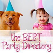 Find Baby Birthday Party Places Online