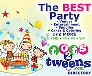 Birthday Party Venues in Washington County