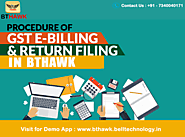 Steps to Upgrade your Business Through BTHAWK GST Billing Software