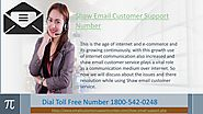 Dial shaw email customer helpline number
