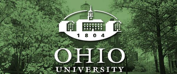 Headline for Ohio University Master Twitter List