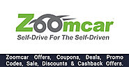 Zoomcar Offers → Upto 40% OFF Zoomcar's Car Rental Offers - OffersGenie