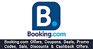 Booking.com Offers → Upto 60% OFF Booking.com's Hotels & Ticket Booking Offers - OffersGenie