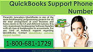 Dial QuickBooks 24x7 support toll free number 1800-681-1729