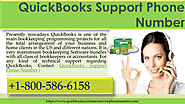 Dial QuickBooks customer service Phone number +1-800-586-6158
