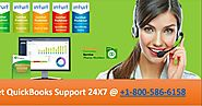 Contact us at QuickBooks support Number +1-800-586-6158