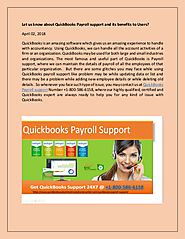 Dial QuickBooks payroll support phone number +1-800-586-6158