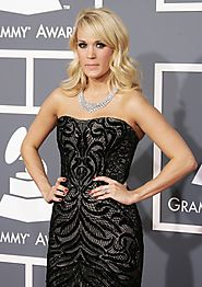 Carrie Underwood - $31 Million (Approx. Rs.1,98,72,55,000)