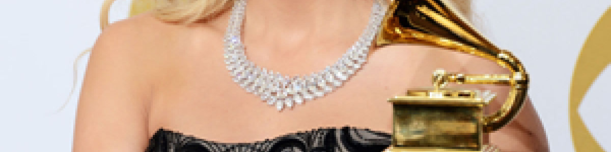 Headline for MOST EXPENSIVE JEWELLERY WORN ON THE RED CARPET