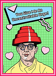 Devo Valentine's Day Card