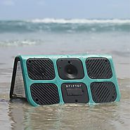 Drifter Action Speaker | Waterproof Speaker, Bluetooth Speakers | UncommonGoods