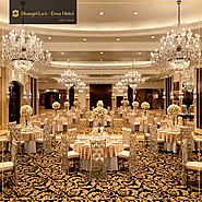 Shangri-La Hotels Resorts - Wedding & Party Venues in Delhi NCR - Functionmania