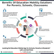 Benefits of education mobility solutions