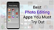 Top 10 Photo Editor Apps for Android in 2018 - Trionds
