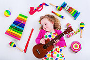 5 Links between Music and Child Development