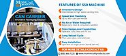 Features of 550 Machine