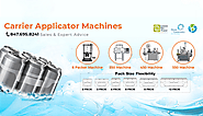 Carrier Applicator Machines by Mumm Craft Products
