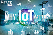 Signifinance of Internet of Things (IoT)