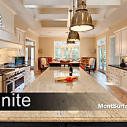 Mont Granite Offers High Quality Surfaces for Residential & Commercial Applications | Visual.ly