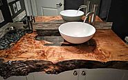 Guide to Choose Right Bathroom Countertops - Mont Granite