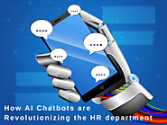 How Chatbots are Revolutionizing The HR Department - BotCore