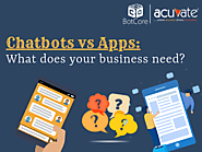 Chatbots vs Apps: What does your business need? - BotCore