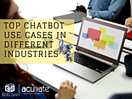 Top chatbot use cases in different industries - BotCore
