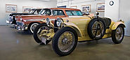 Collector : Classic Car Consignment Shops : The Motor Masters