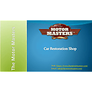 Car Restoration Shop for Classic : Mustang : Muscle : Camaro Cars Classic Car Restoration