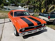 Reputable Muscle Car Restoration Shops : The Motor Masters